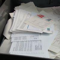 papiers des professionnels