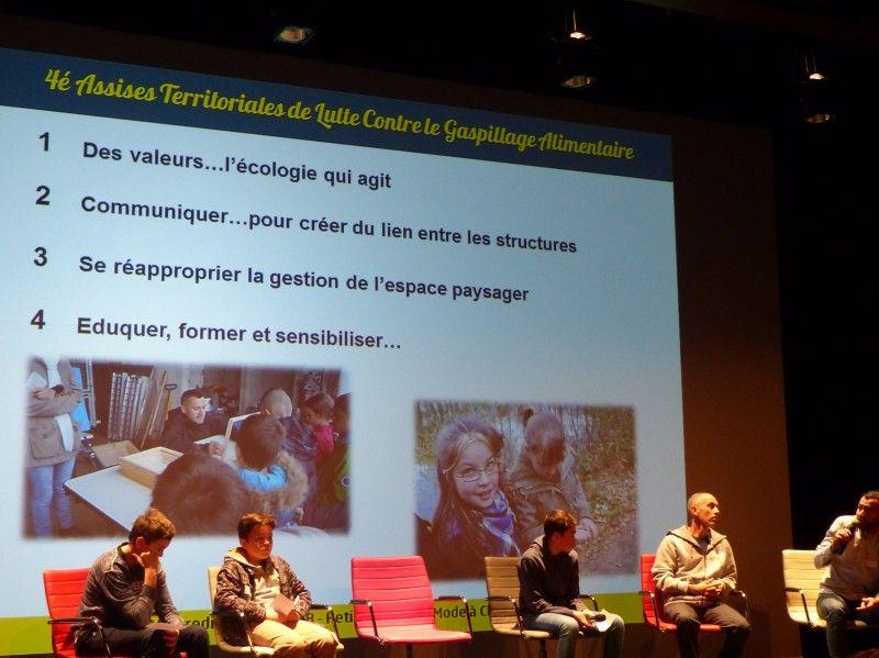 Explication du projet de la fédération des chasseurs pour sensibiliser à la biodiversité